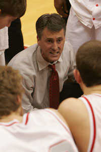 Cornell Coach Steve Donahue By Patrick Shanahan